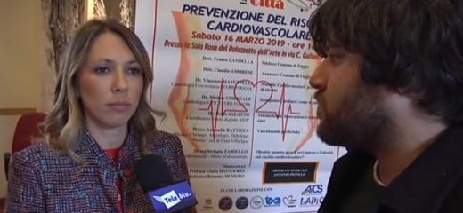 """Antonella Salatto: """"L'importanza della telemedicina per salvare vite umane"""""""